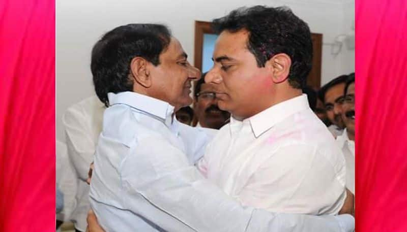 trs super victory in greater hyderabad segment