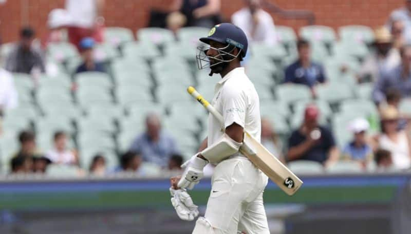 virat kohli and rahane playing well in first innings of perth test