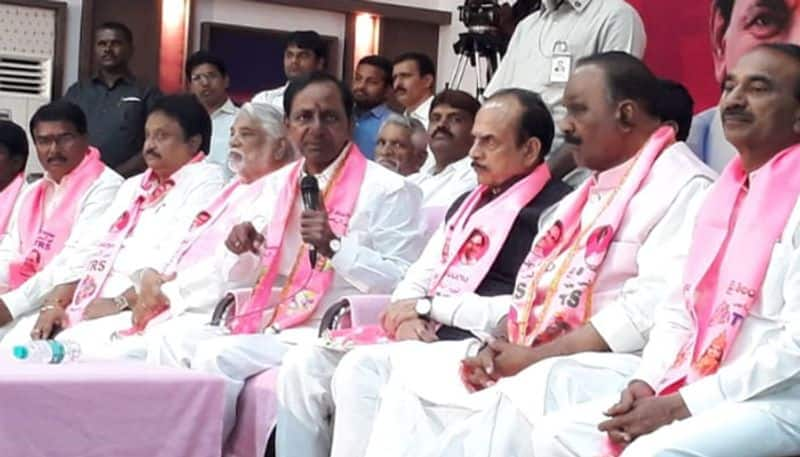Kcr interesting comments on cabinet