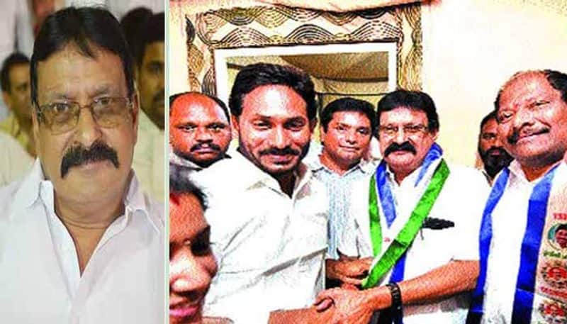 congress leader lallu joins ysrcp in srikakulam