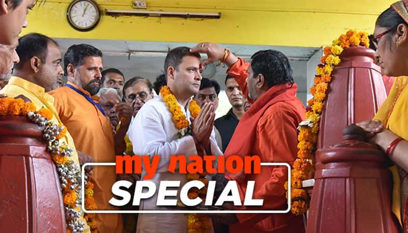 Rahul Gandhi temple run gives Congress mixed success but BJP has ample reasons to worry