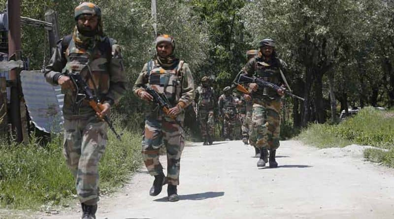Jammu and Kashmir: Security forces hunt down 5 terrorists in Kulgam, recover weapons
