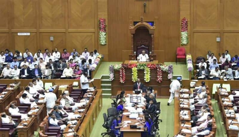 The winter session of the Karnataka assembly ends on Friday