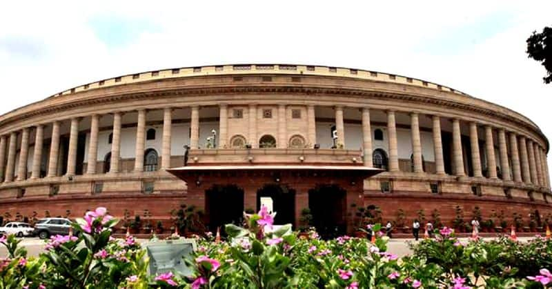 Cong back foot in parliament, BJP Demand Rahul should apologise to nation