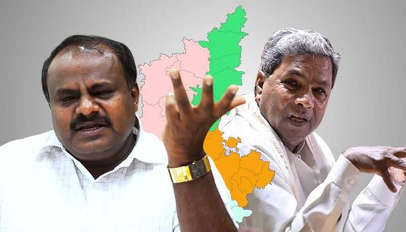 BJP hits out  Congress JD(S) government  neglecting north Karnataka region