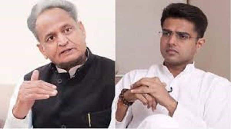 Sachin Pilot was angry on Sonia Gandhi over choosing CM
