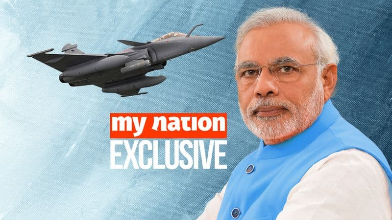 bjp rafale deal countrywide campaign
