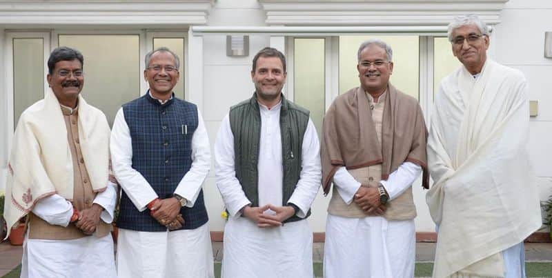 Cong will announce CM name on Sunday, Still Baghel in front runner
