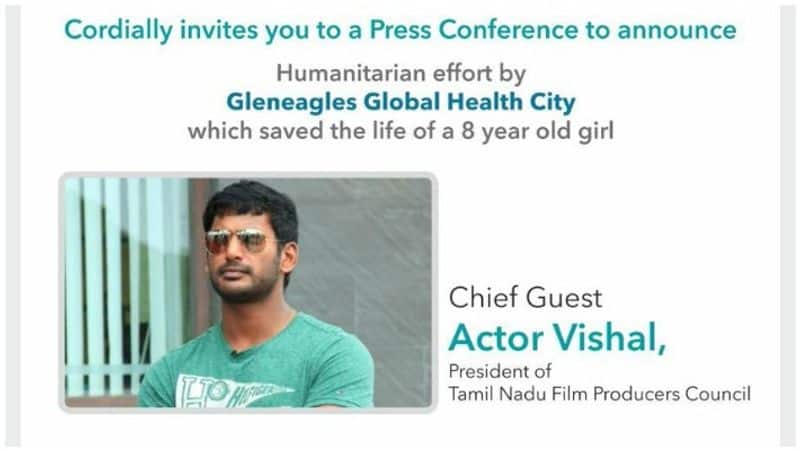 vishal gets 5 lakhs to attend functions