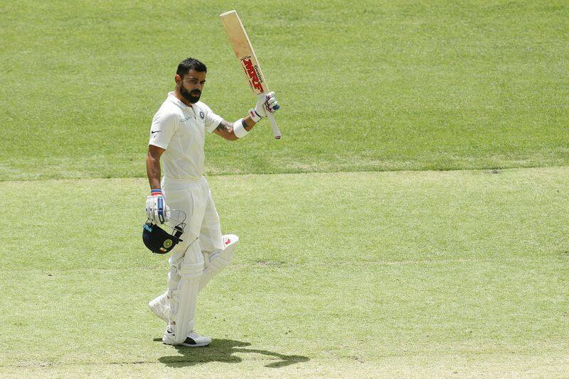 India vs Australia Virat Kohli becomes second fastest to 25th Test ton