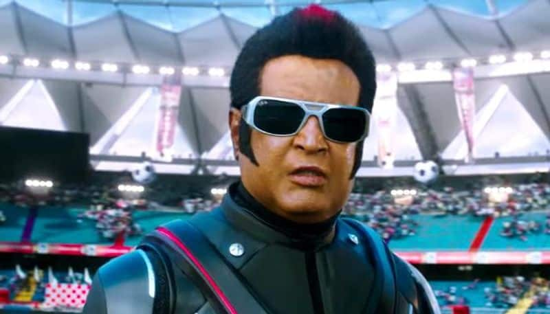 2.0 Box Office Collection Day 18