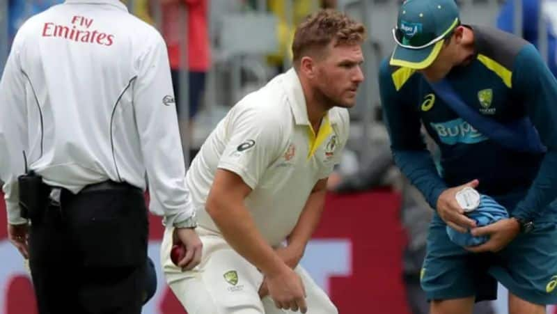 marcus harris attacked by bumrahs brutal bouncer in perth test video