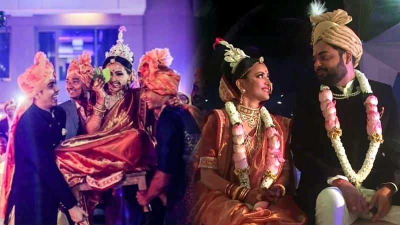 Shweta Basu Prasad-Rohit Mittal wedding pictures