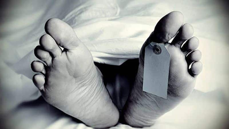 Electricity shock... woman death