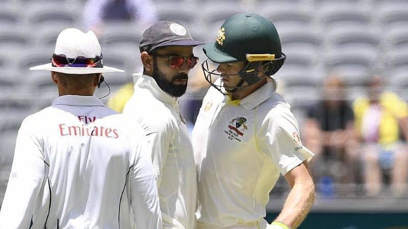 India vs Australia: Johnson goes after Kohli again, terms visiting captain's conduct 'disrespectful'