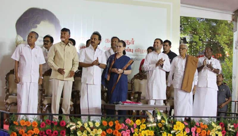 Cong., and coalition leaders are angry over M.K. Stalin