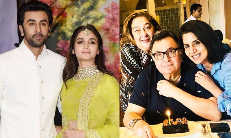 Ranbir Kapoor adds Alia Bhatt to his family WhatsApp group