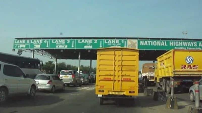 tollgate collection from tamilnadu for 5 years