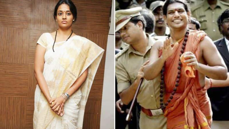 Rape case...nithyananda escaped