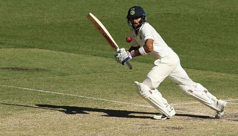 Not going to take a banner and explain that this is who I am says Virat Kohli