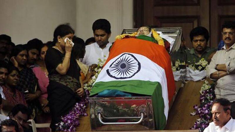 jayalalitha death issue...Former minister Ponnaiyan confessed