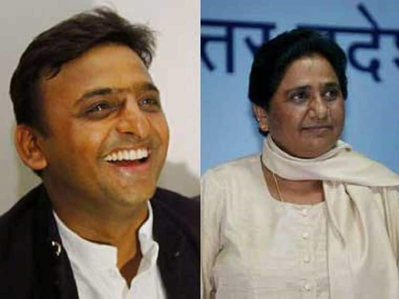 Alliance between SP and BSP done, BSP get more seats, Congress out from alliance