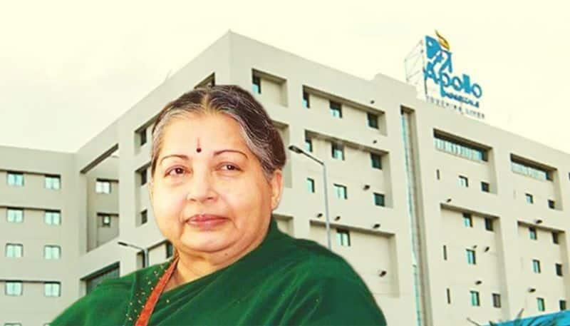 jayalalitha death probe