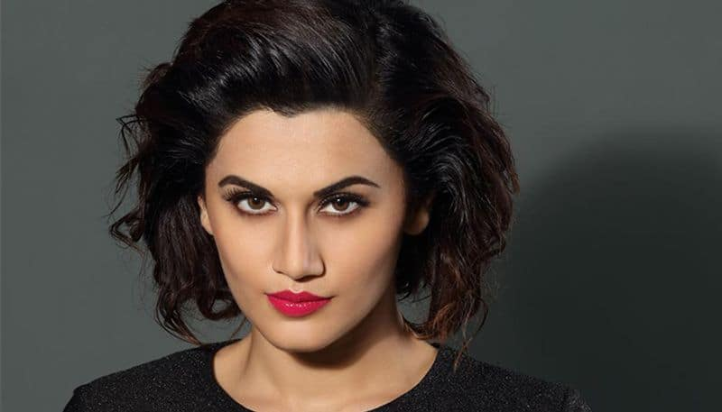 taapsee pannu twisted bad man finger story