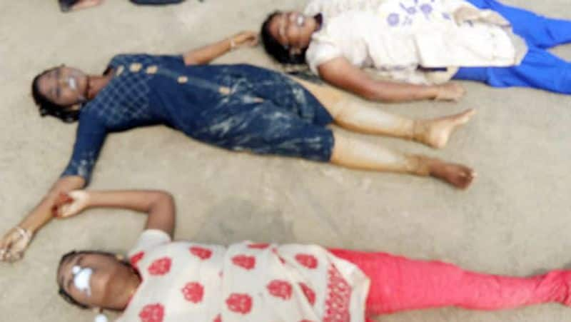 3 college students drowned death