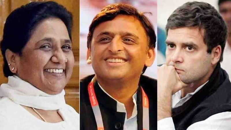 Akhilesh Yadav Meets Mayawati No Congress In UP Grand Alliance