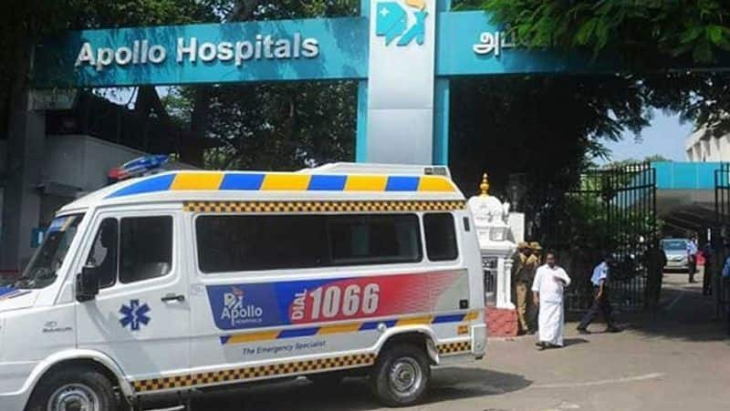 Apollo Hospital charges Rs 1.17 cr for food Jayalalitha