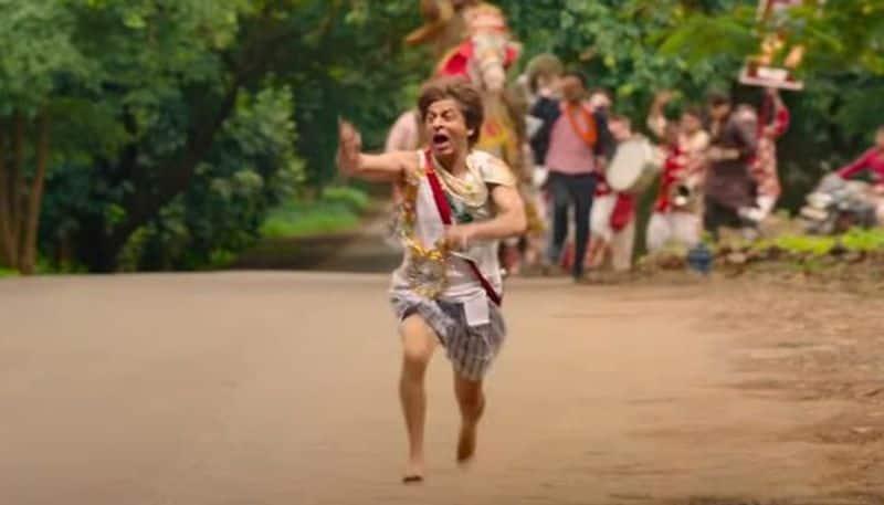 sharuk khan to dance in bigil