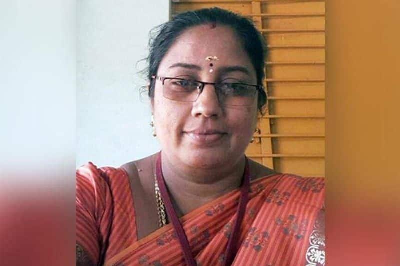 Nirmala devi crying in court