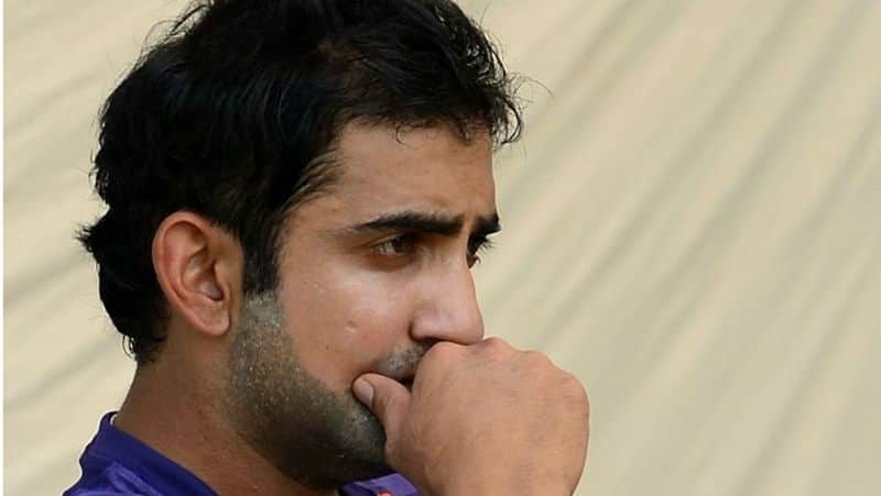 gambhir reaction to andre russells criticises on kkr team atmosphere