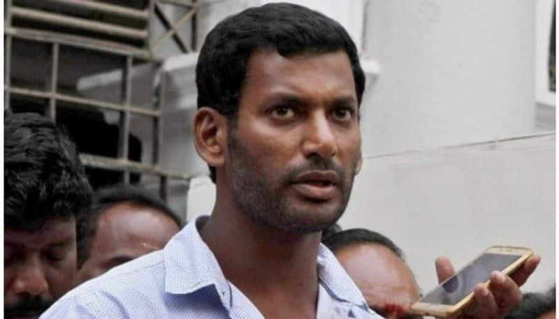 vishal released the after 8 hour back