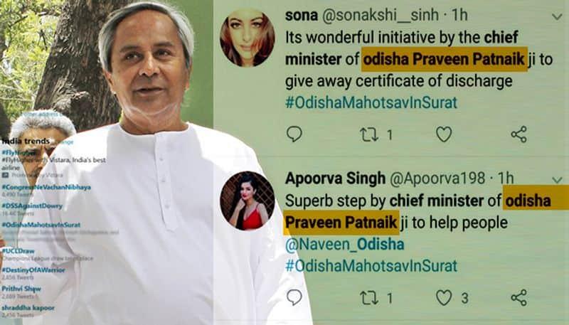 Anti-Naveen Patnaik Twitter group Batasena deliberately misspells Odisha CM's name