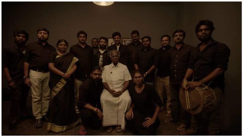 politician nallakannu appearing in a movie