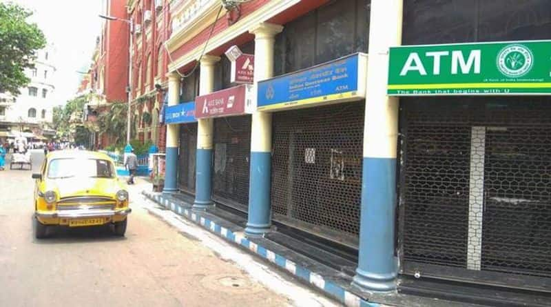 bank strike for 6 days from tommorrow