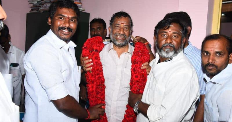 OPS Fool whole ADMK Leaders and Carders