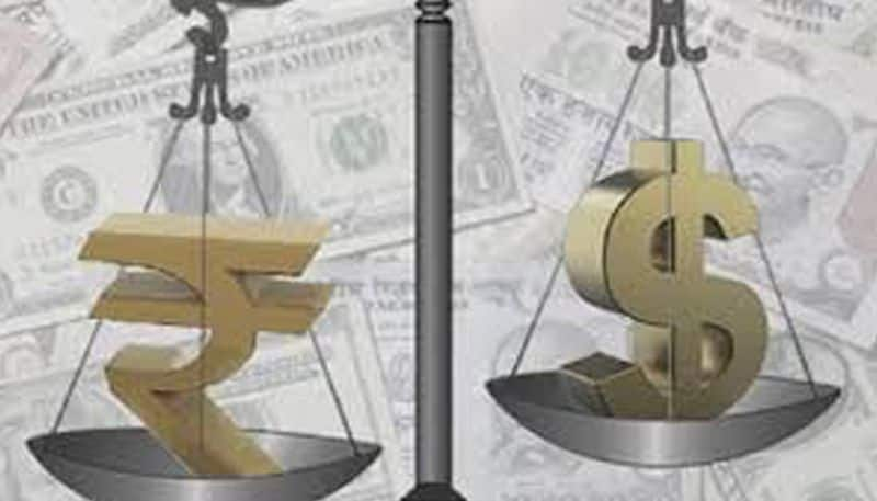 Rupee depreciates by 38 paise falls to 71 level against US dollar