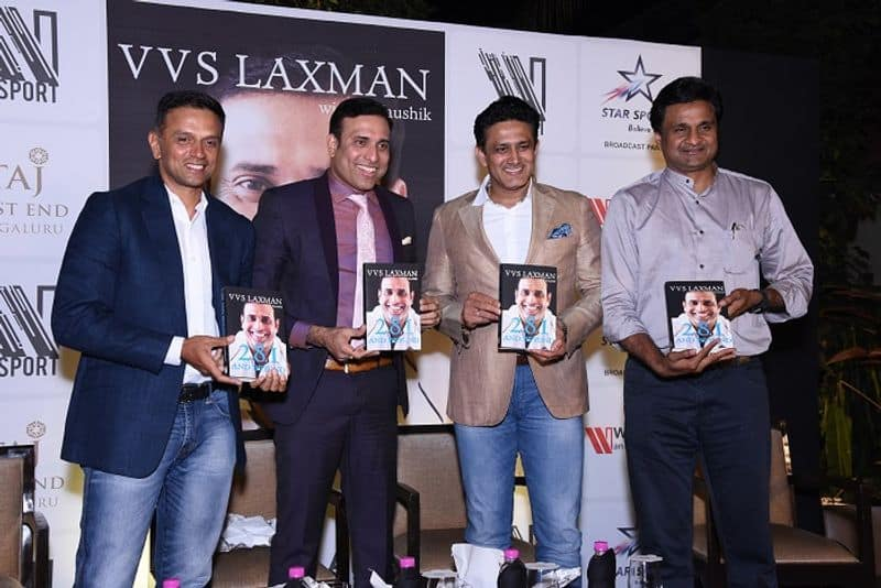 CAC wanted Anil Kumble to continue as coach of Indian Cricket team says VVS Laxman