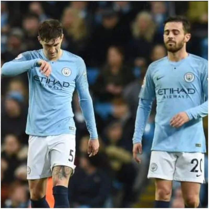 Man City's poor away form continues