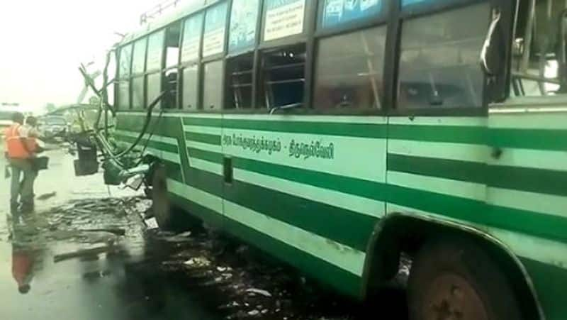 nellai near bus accident...6 people killed