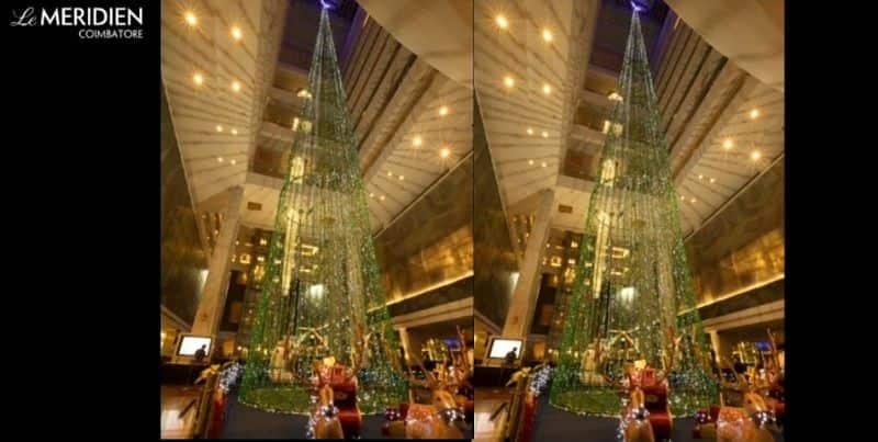 2018 tallest christmas tree of india