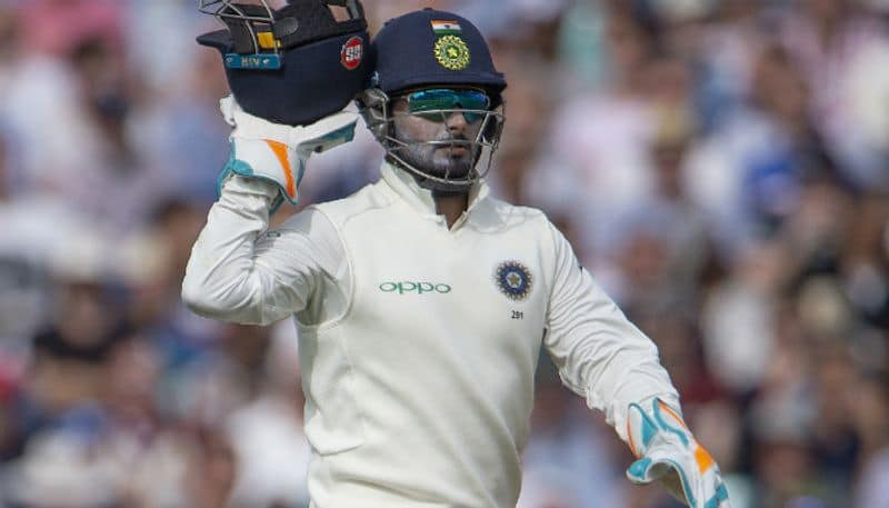 kumble opinion about chance of saha come back to indian test team