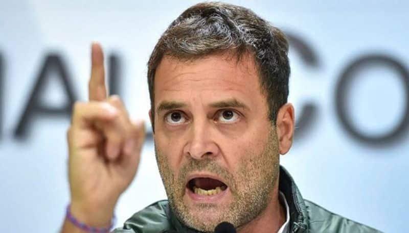 BJP Rahul Gandhi arm twisting HD Kumaraswamy wins three states assembly elections