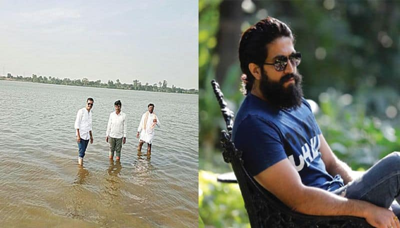 Lake Maintained By Actor Yash Becomes Savior For Drought Hit Koppal Villagers