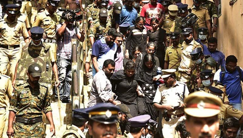 Sabarimala Kerala debates Bindu Ayyappa devotee naxalite