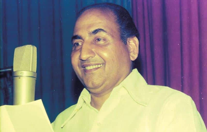 Mohammed Rafi, the ultimate singer too big for playback