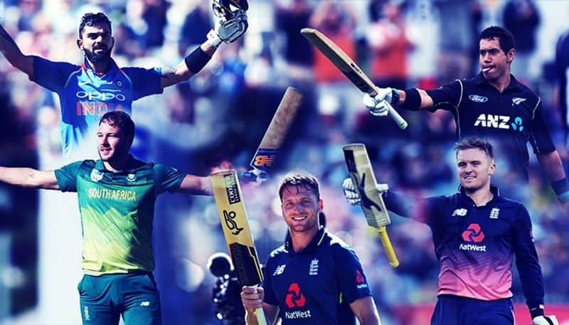 Top 5 ODI knocks from Kohlis Cape Town carnage to Miller's blitz Down Under